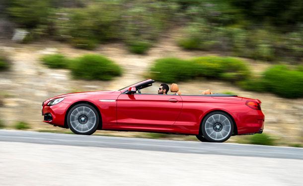 تجربة BMW الفئة السادسة بالبرتغال: ديناميكية القيادة