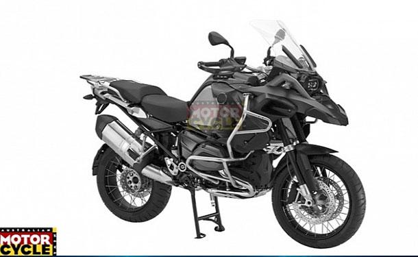 بي ام دبليو تطلق بالخطأ صور دراجاتها النارية الجديدة R1200GS Adventure