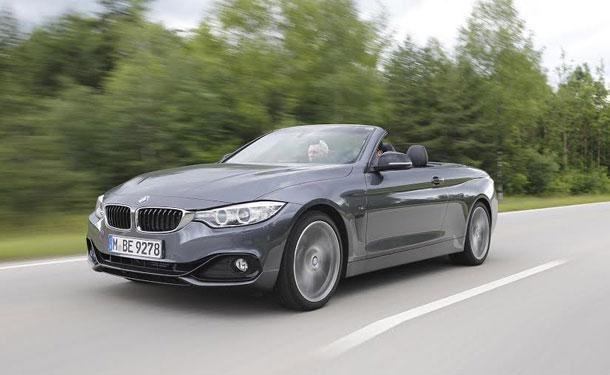 تجربة قيادة: BMW 428i المكشوفة علي الأوتوبان الألماني