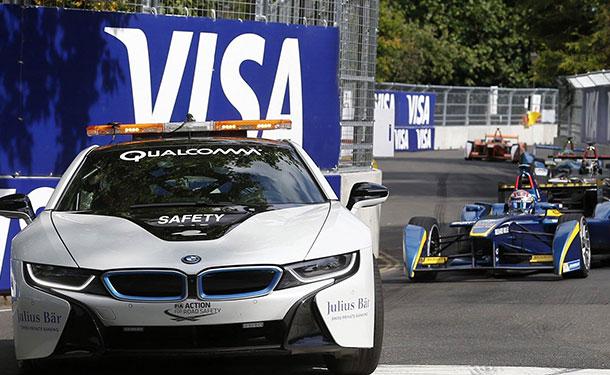 فورمولا E تضم BMW لمصنعي محركات سياراتها الكهربائية