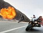 شاهد: سيارات ودراجات BMW النارية أبطال الجزء الخامس من Mission Impossible