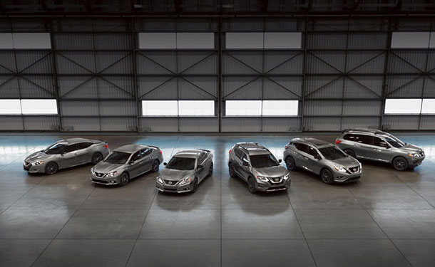شيكاغو 2017: نيسان تقدم 5 سيارات جديدة بفئة Midnight